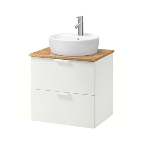 Badkamer Onderkast 120 Cm ~ Home  Badkamer  Wastafels & badkamerkasten  Kasten wastafel