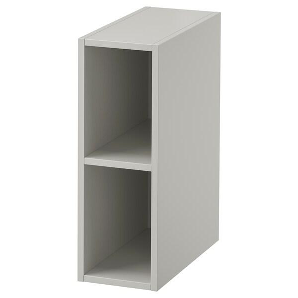 GODMORGON Open kast, Gillburen lichtgrijs, 20x45x58 cm
