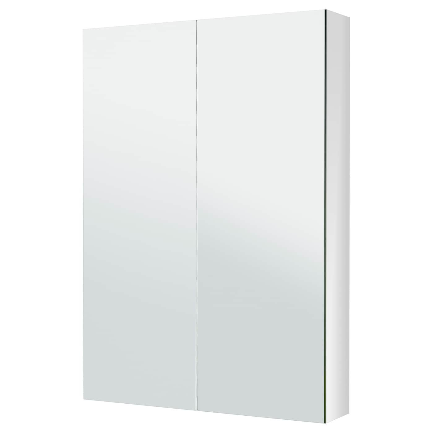 GODMORGON Spiegelkast met 2 deuren 80x14x96 cm - IKEA