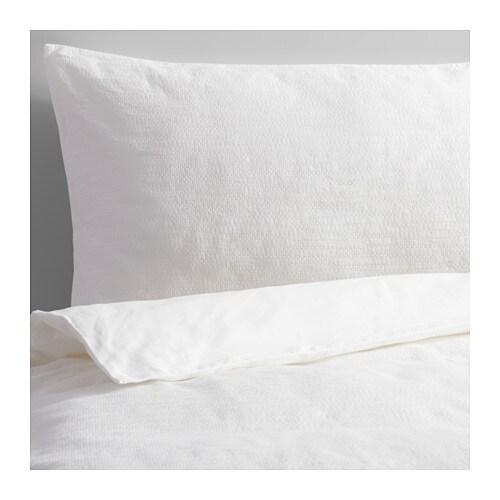 gullkornell dekbedovertrek met 2 slopen 240x220 50x60 cm ikea. Black Bedroom Furniture Sets. Home Design Ideas