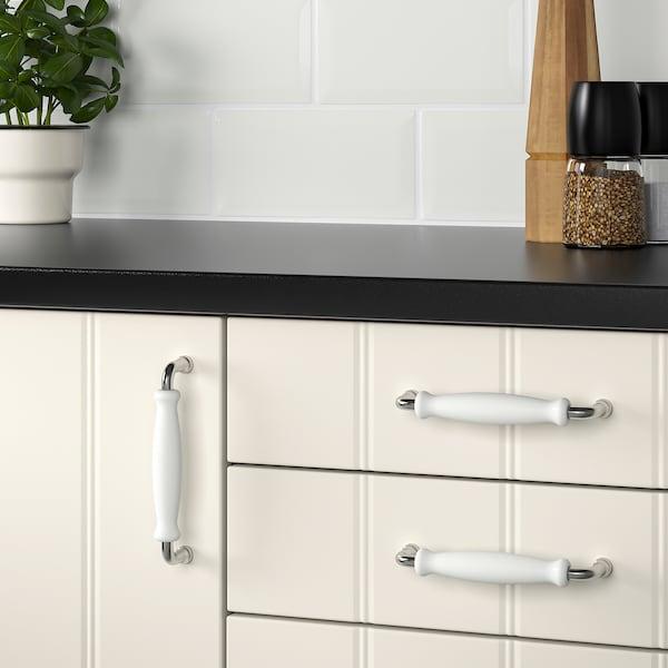 Hishult Handgreep Porselein Wit Ikea