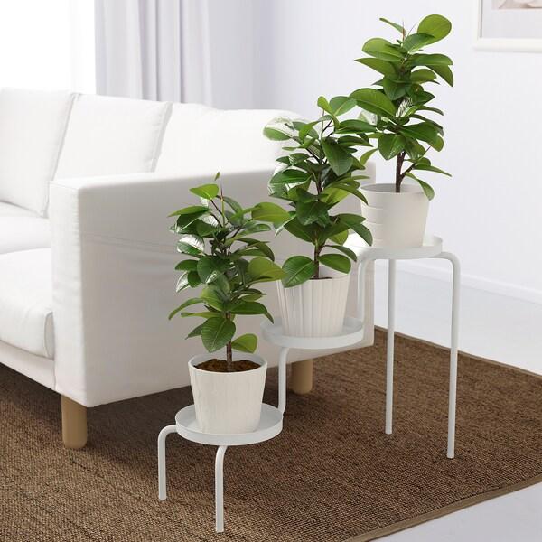 IKEA PS 2014 Plantenstandaard, binnen/buiten/wit, 53 cm