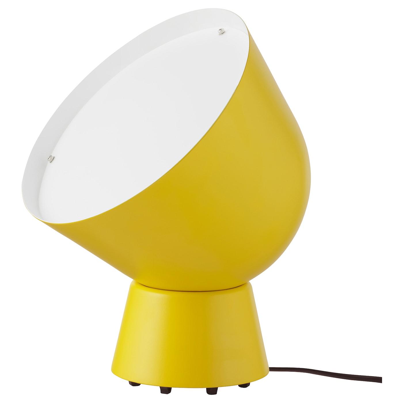 ikea ps 2017 tafellamp geel ikea. Black Bedroom Furniture Sets. Home Design Ideas