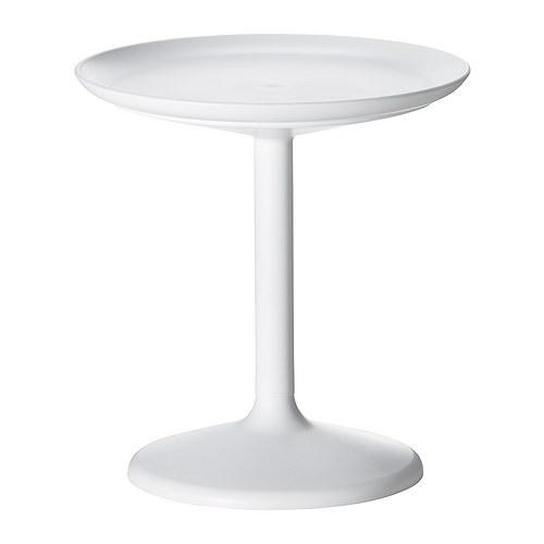 IKEA PS SANDSKÄR Salontafel met dienblad - wit - IKEA