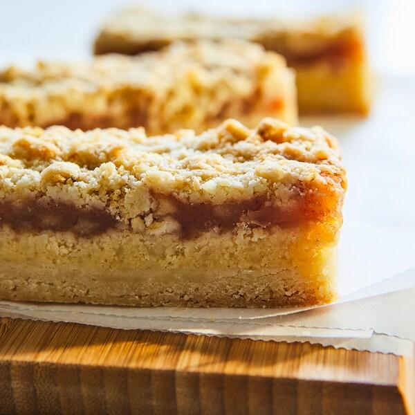 KAFFEREP Appelcake, diepvries, 485 g