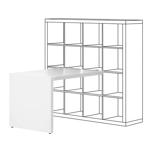 kallax bureau ikea. Black Bedroom Furniture Sets. Home Design Ideas