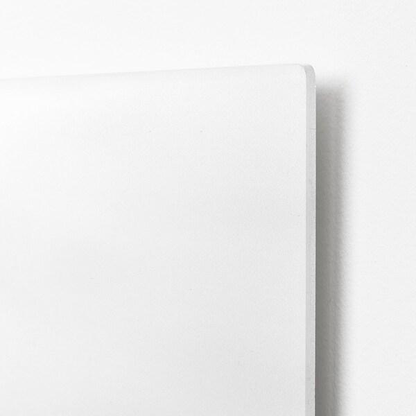 KATEBO Afbeelding zonder lijst, Boot aan houten steiger/polystyreen, 70x50 cm