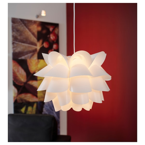 KNAPPA hanglamp wit 60 W 36 cm 46 cm 1 m 90 cm