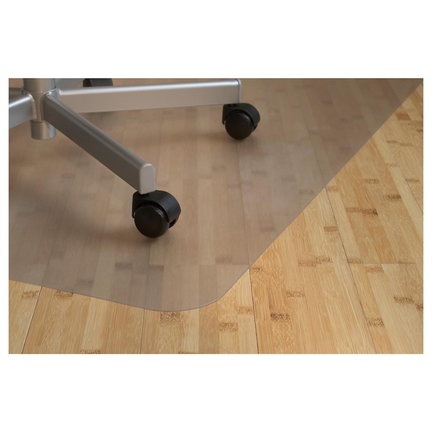 Vloerbescherming Bureaustoel Leenbakker.Kolon Vloerbeschermer 120 X 100 Cm Ikea