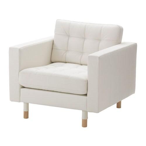 Landskrona fauteuil hout ikea for Ikea ladeblok hout