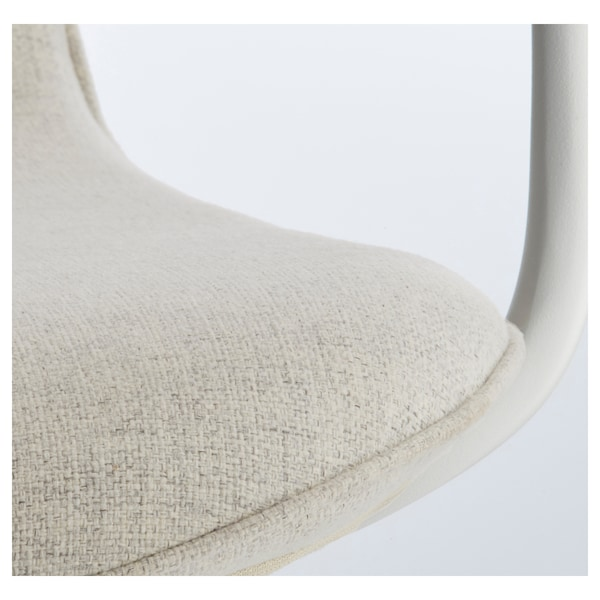 IKEA LÅNGFJÄLL Bureaustoel met armleuningen