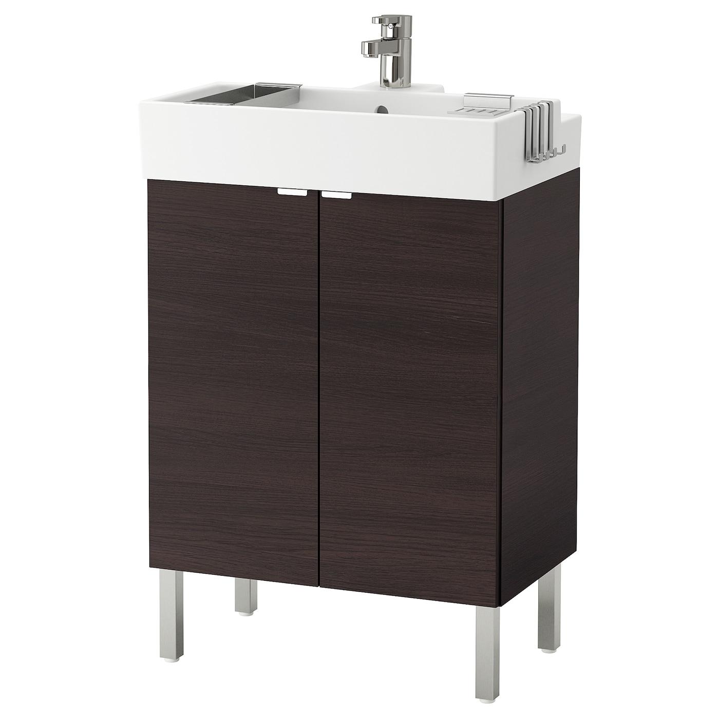 Wastafels ikea for Kastje onder wastafel toilet