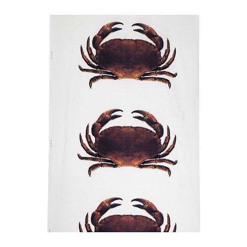Spatwand Keuken Verf : IKEA Crab Fabric