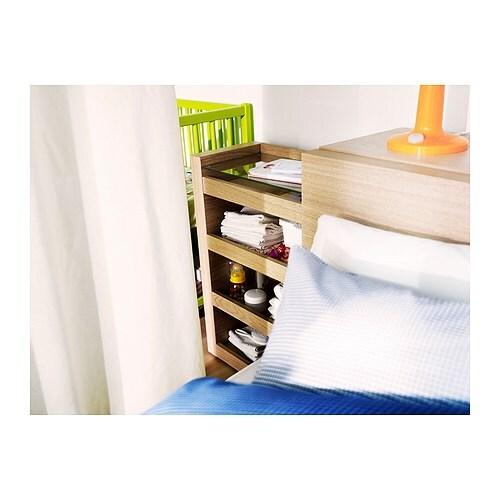 ikea malm upholstered headboard. Black Bedroom Furniture Sets. Home Design Ideas