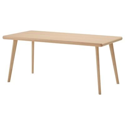 MARKERAD tafel beuken/berken 170 cm 75 cm 75 cm
