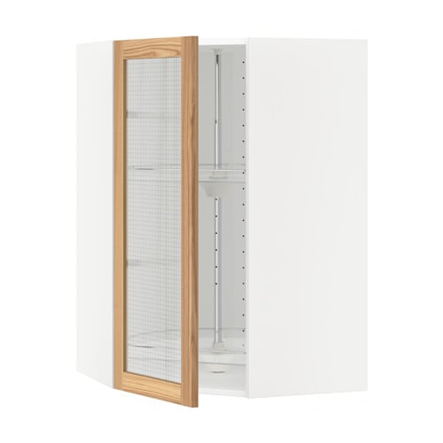 Keuken Carrousel Ikea : Torhamn Natural Ash Cabinets