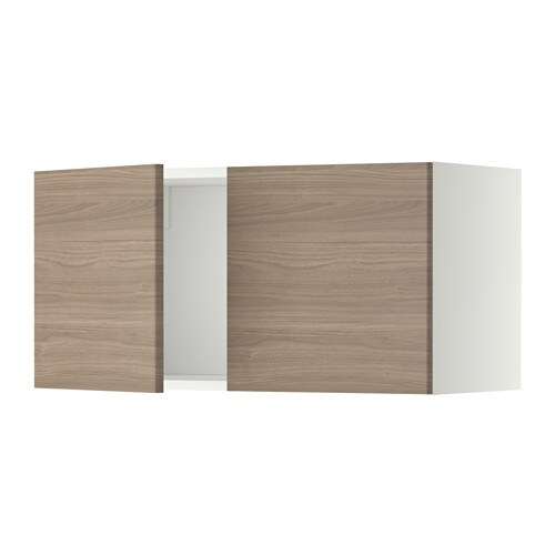 Keuken Zonder Bovenkast : IKEA Grey Cabinets with Doors White