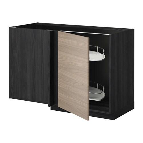 Ikea Keuken Lichtgrijs : IKEA Corner Base Cabinet Pull Out