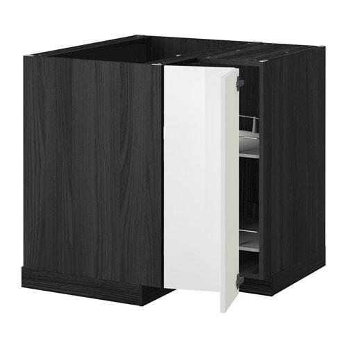 Keuken Carrousel Ikea : IKEA Corner Base Cabinet with Carousel