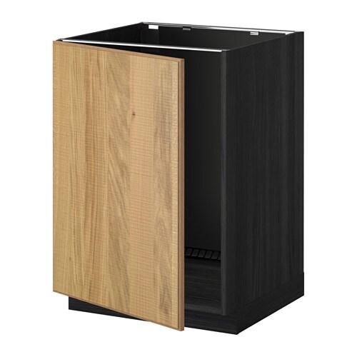 Spoelbak Keuken Zwart : Kitchen Sink Base Cabinet