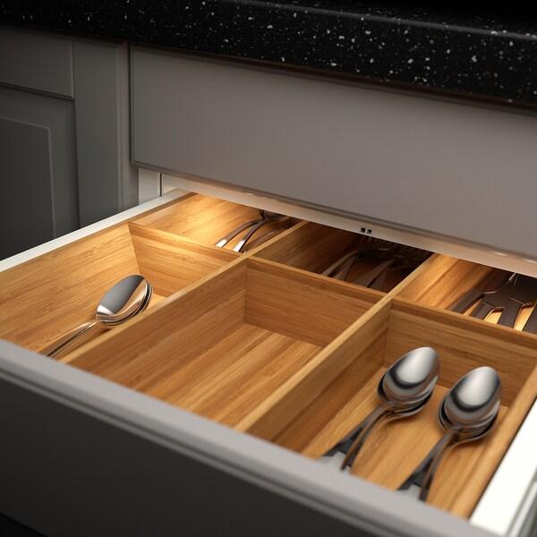 MITTLED Led-strip voor keukenla met sensor, dimbaar wit, 36 cm