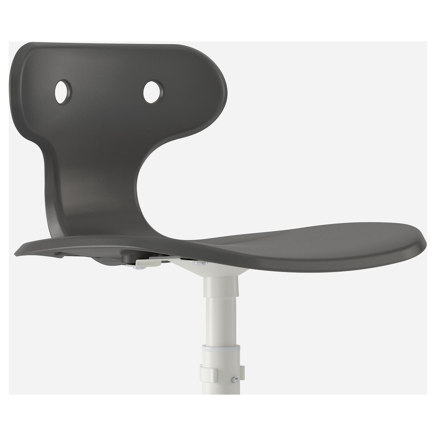 Molte Bureaustoel Grijs Ikea