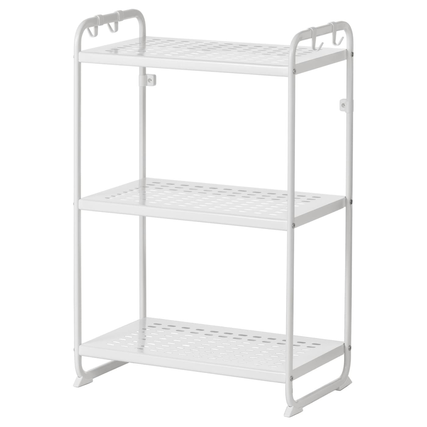 MULIG Stellingkast Wit 58x34x90 cm - IKEA