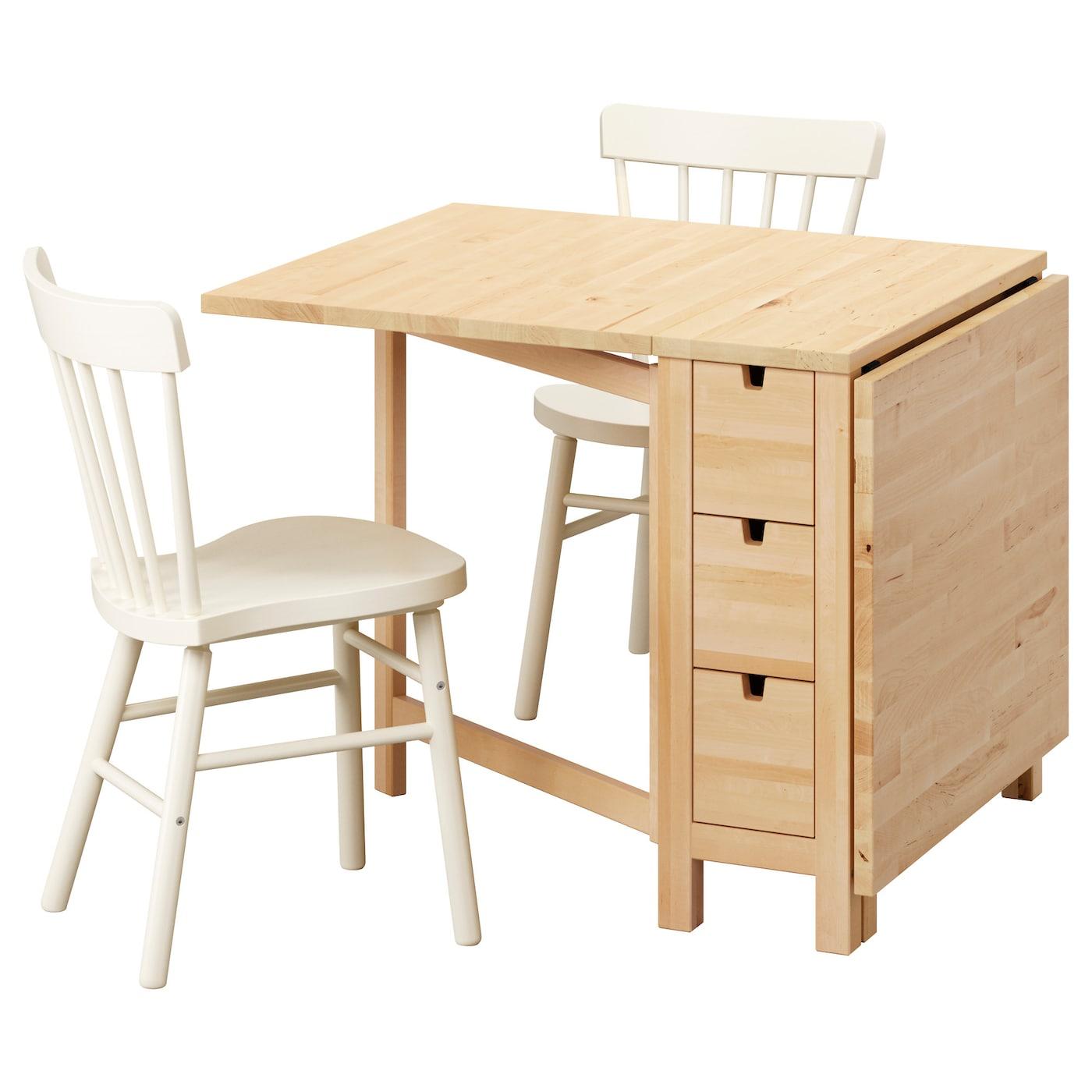 Eetkamersets voor max 2 stoelen eetkamerset ikea for Ikea kinderstoel en tafel