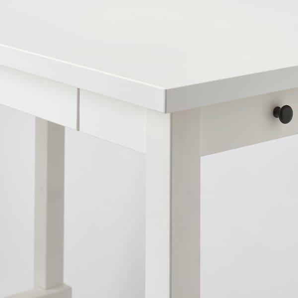 NORDVIKEN bartafel wit 140 cm 80 cm 105 cm