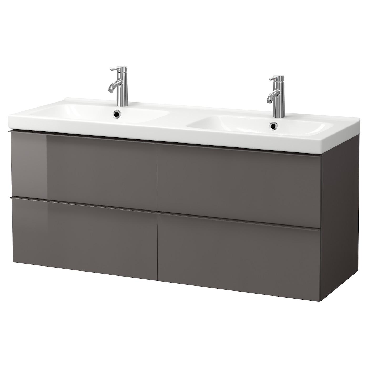 IKEA ODENSVIK GODMORGON kast voor wastafel met 4 lades