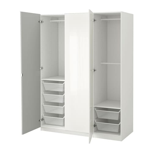 Ikea Griffe Pax pax garderober gallery of pax wardrobe white tanem white with pax