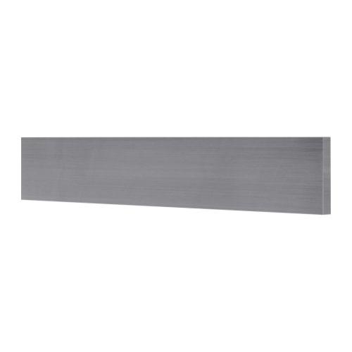 Keuken Plint Profiel : Stainless Steel Cabinets IKEA