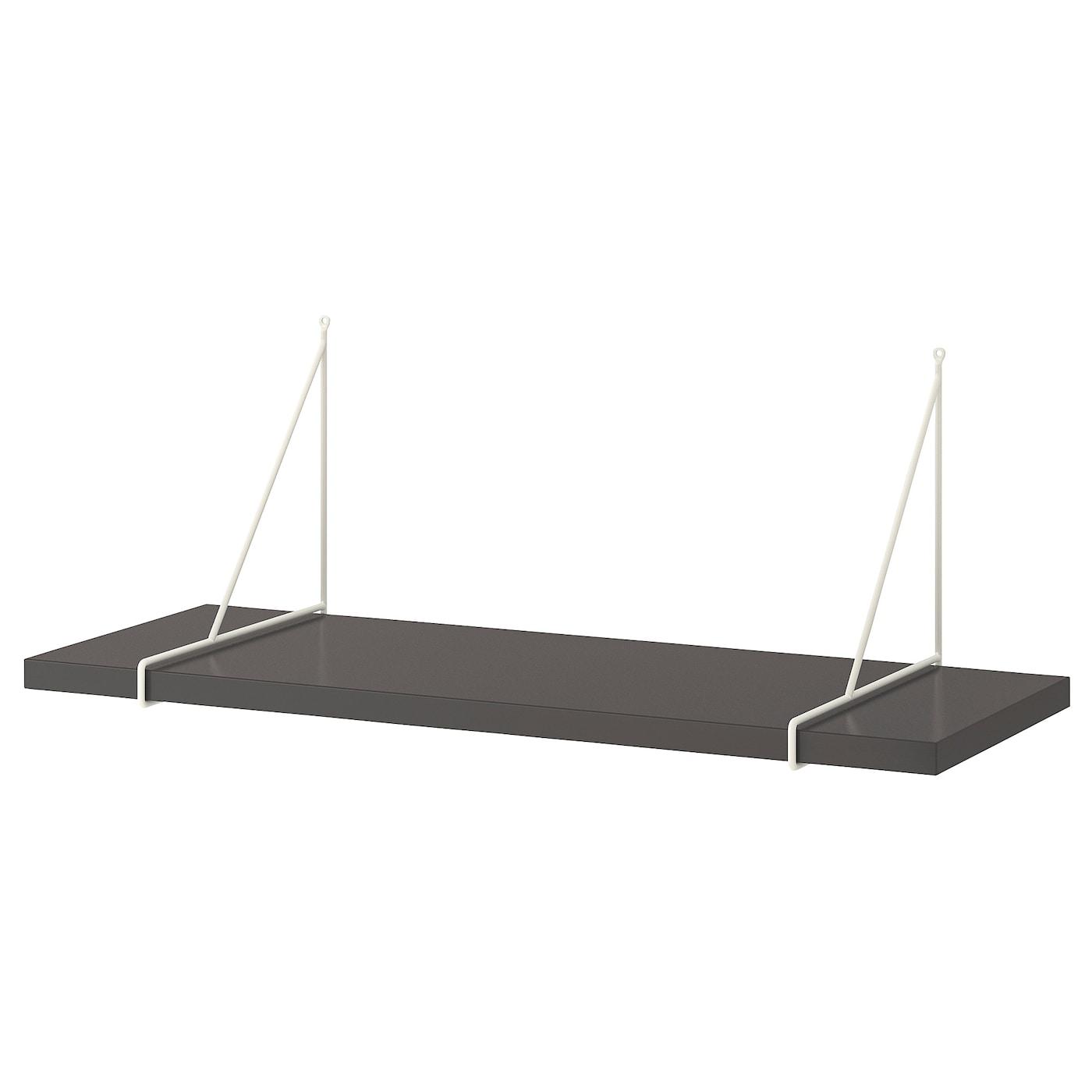 Hoogglans Wit Plank Op Maat.Wandplanken Ikea