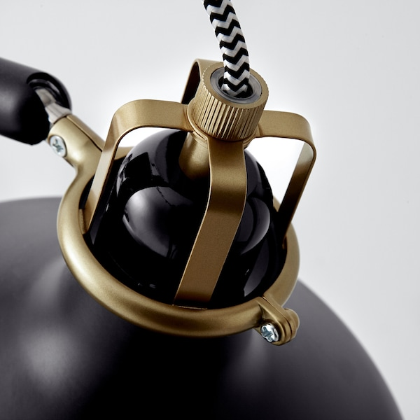 RANARP Bureaulamp, zwart