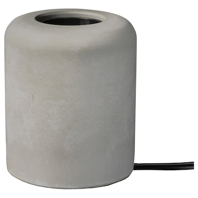RÅSEGEL tafellamp 13 W 10 cm 8 cm 1.9 m