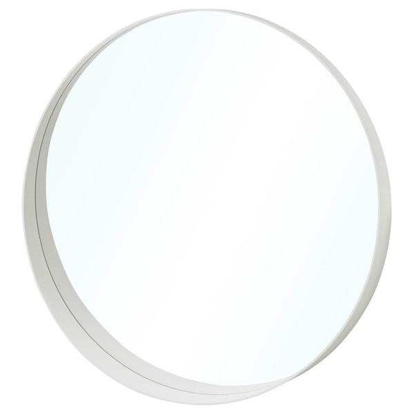 ROTSUND Spiegel, wit, 80 cm
