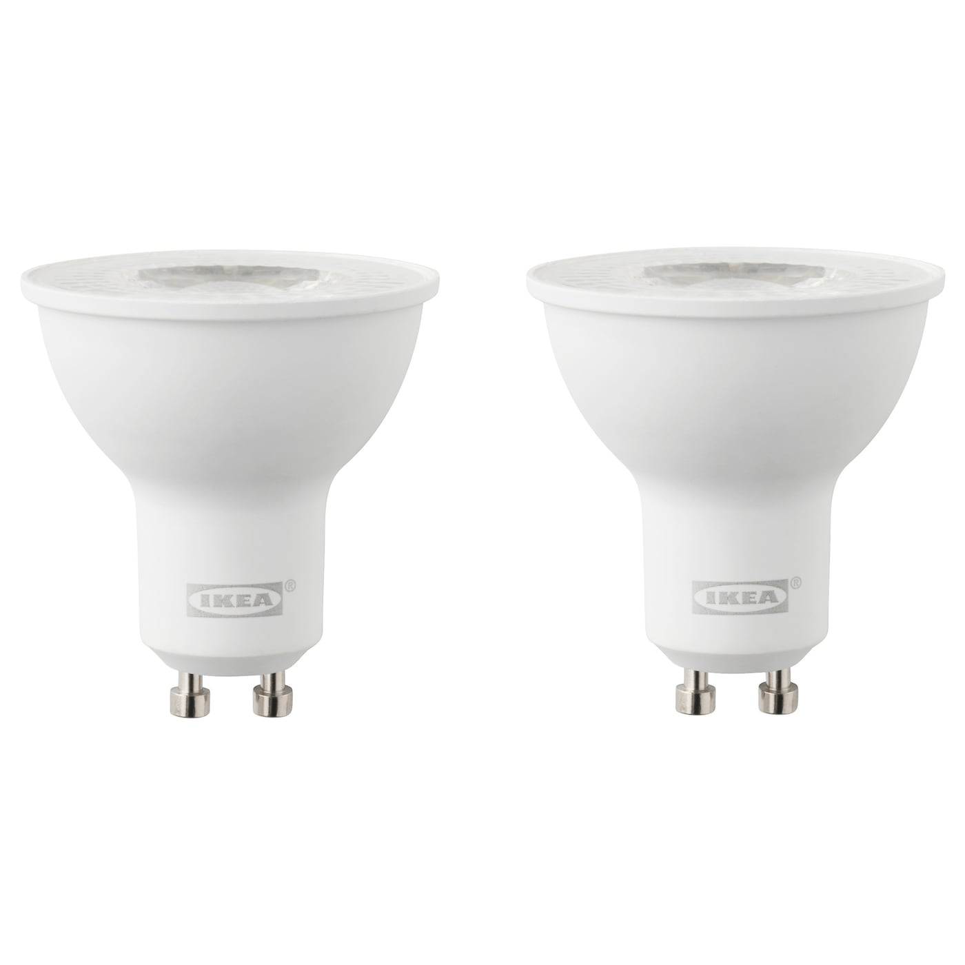 ryet led lamp gu10 400 lumen ikea. Black Bedroom Furniture Sets. Home Design Ideas