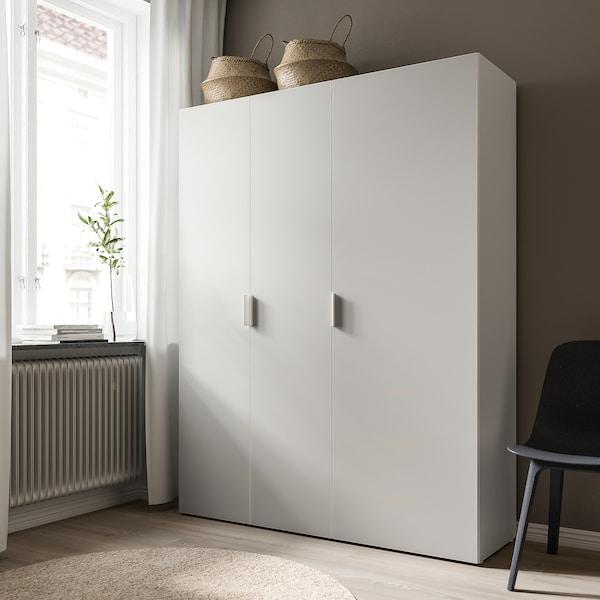 SKATVAL Deur, lichtgrijs, 60x180 cm