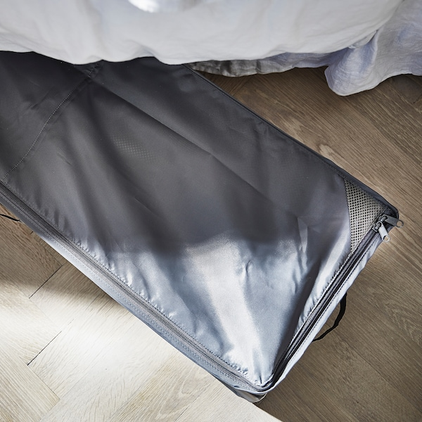 SKUBB Opberger voor cadeaupapier, donkergrijs, 90x30x15 cm