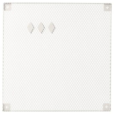 SÖDERGARN memobord met magneten wit 60 cm 60 cm