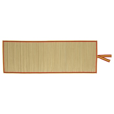 SOLBLEKT strandmat zeegras 180 cm 60 cm