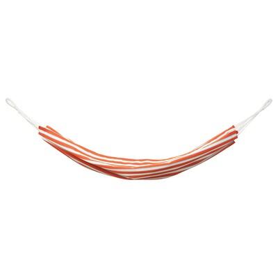 SOLBLEKT hangmat oranje 200 cm 100 cm 120 kg