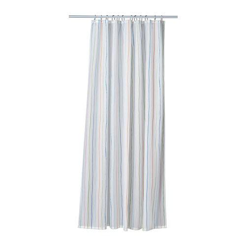 SOMMAR 2015 Douchegordijn Dichtgeweven polyester met waterafstotende ...
