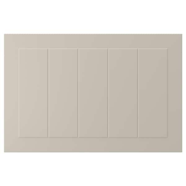 STENSUND Deur, beige, 60x40 cm
