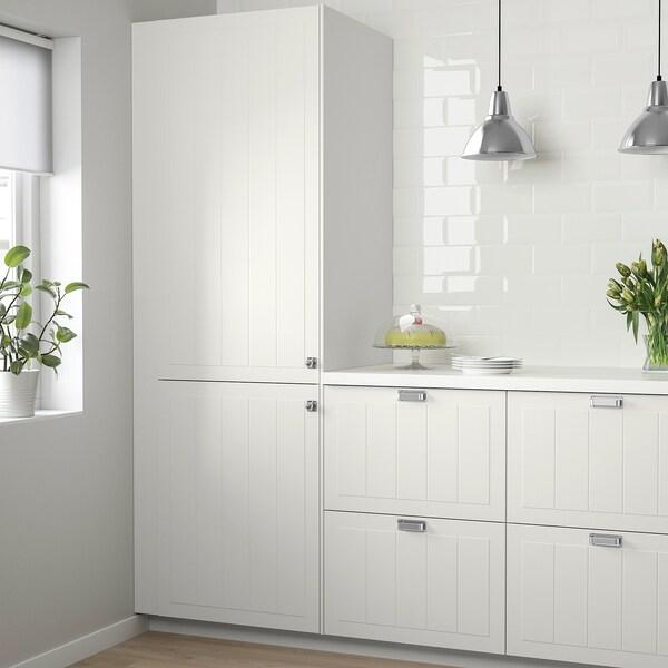 STENSUND Deur, wit, 40x140 cm