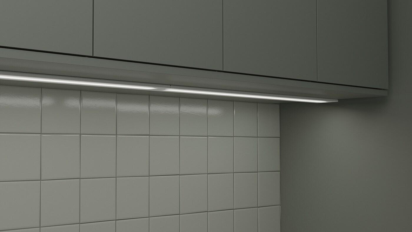 STRÖMLINJE Led-werkbladverlichting, wit, 40 cm