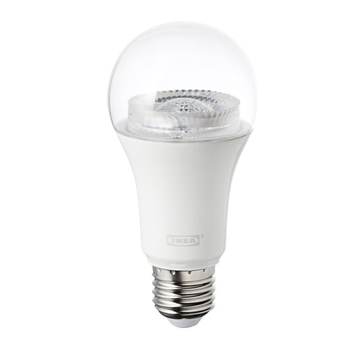 TRÅDFRI Led-lamp E27 950 lumen Draadloos dimbaar/wit spectrum helder ...