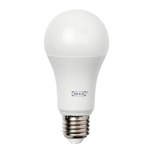 TRÅDFRI Led-lamp E27 980 lumen Draadloos dimbaar/wit spectrum ...