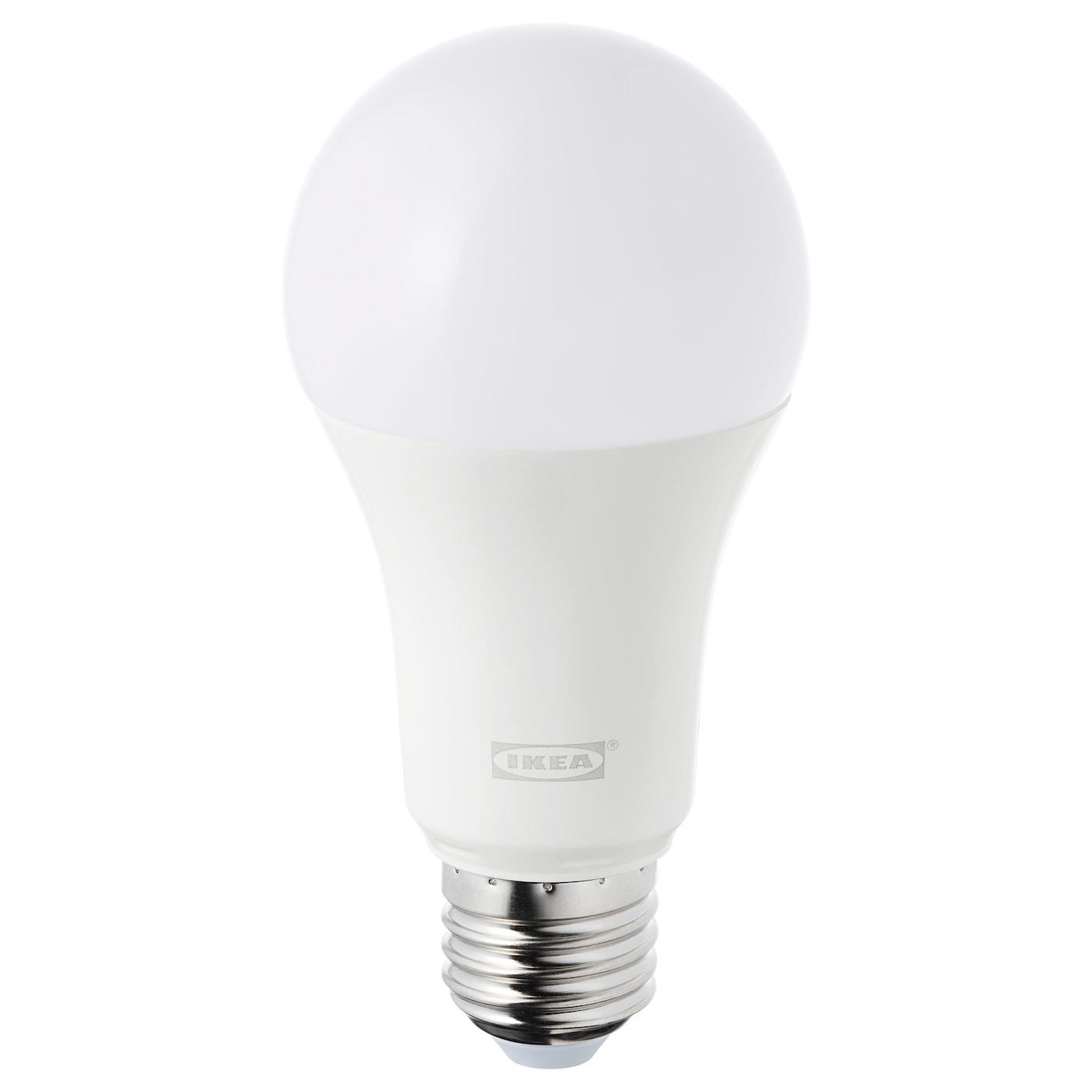 ikea trdfri led lamp e27 980 lumen