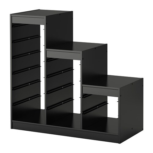 trofast basiselement ikea. Black Bedroom Furniture Sets. Home Design Ideas
